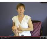 7 dielny video návod na rôzne polohy pri dojčení
